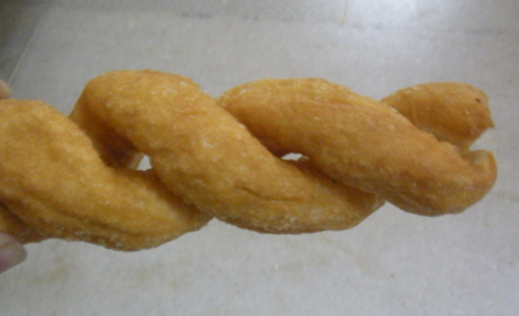 チベットのパン