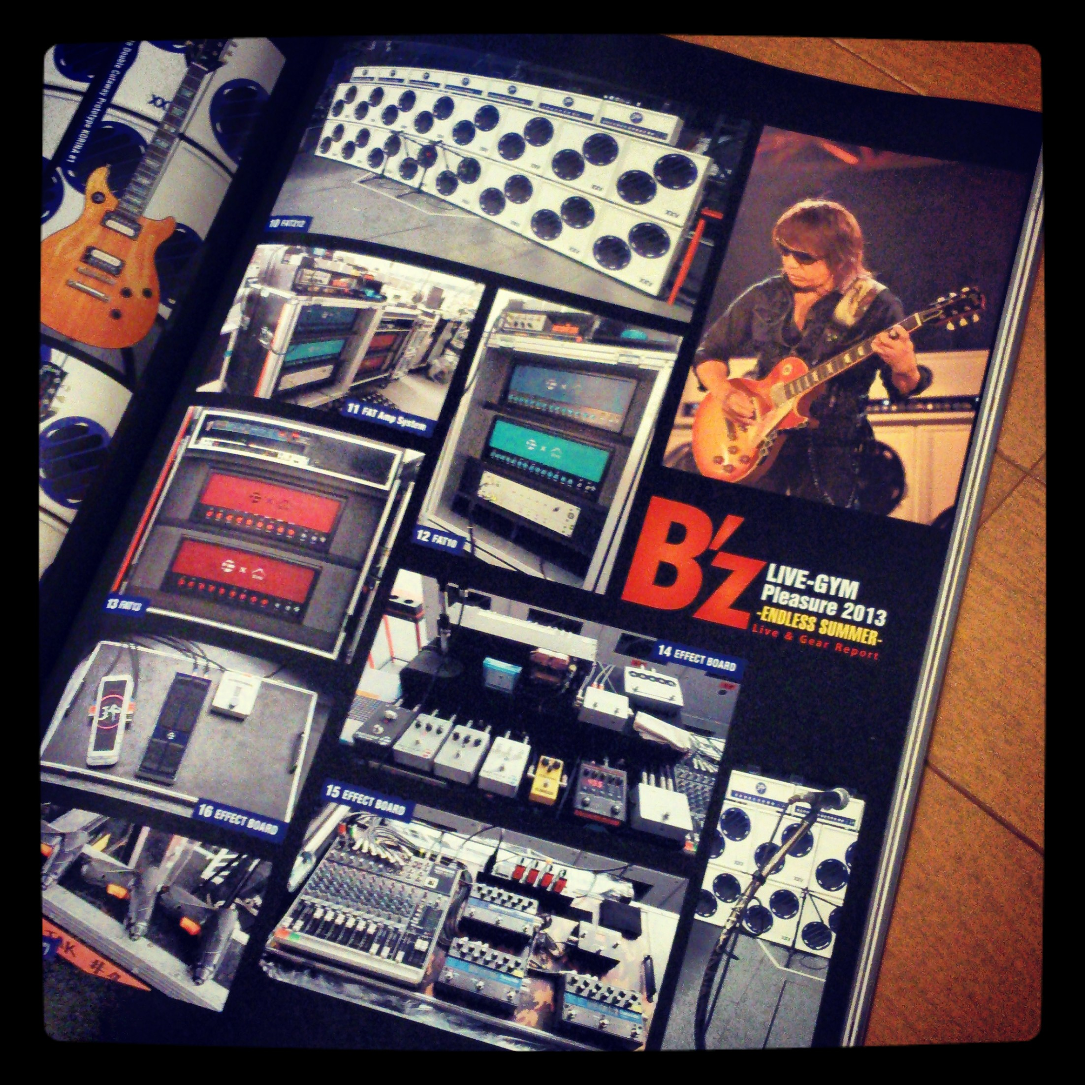 B'z We Love B'z The 雑誌☆「Player 12月号」