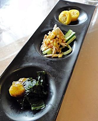 蘭華 前菜