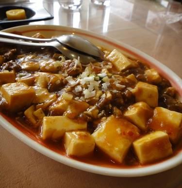 蘭華 麻婆豆腐