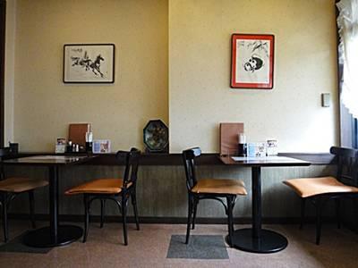 蘭華 テーブル
