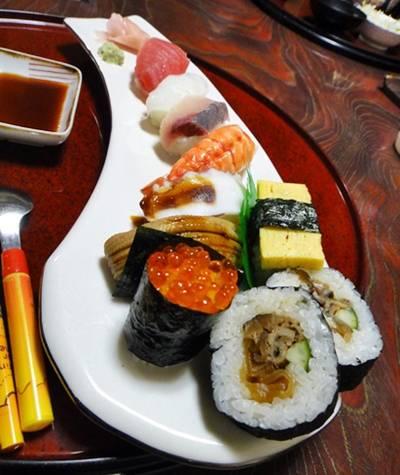 魚長 寿司up