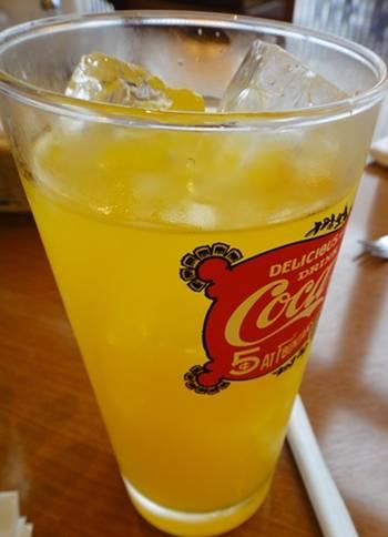 柿安バーグ ジュース