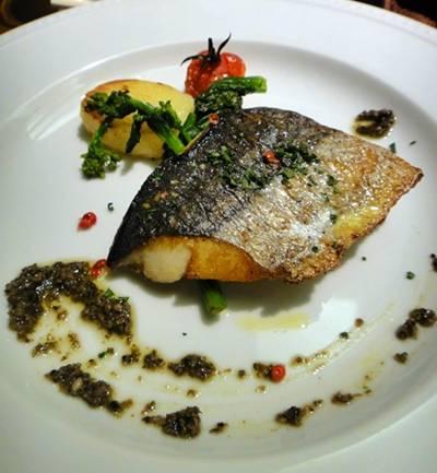 パリブラージュ 魚