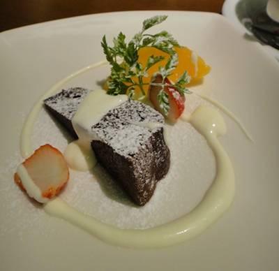 パリブラージュ ケーキ