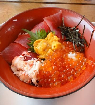 魚市場 海鮮丼