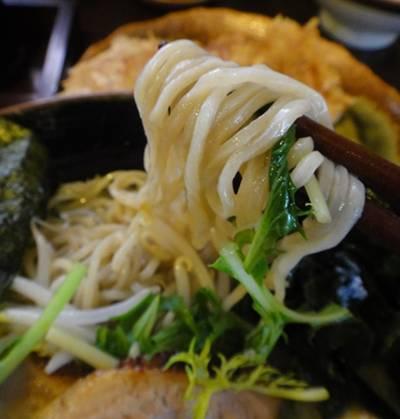 まんまる堂 麺