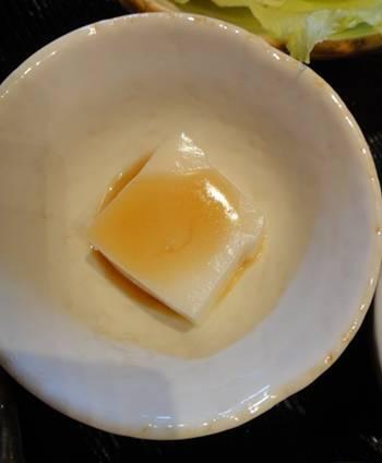 しーさぁ じーまみー豆腐