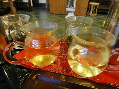 茶香苑 色比べ