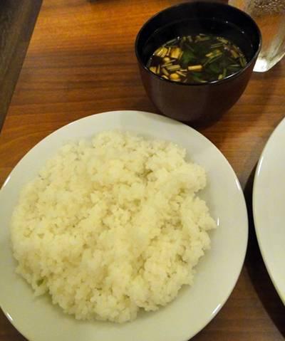 nomu ごはん&味噌汁