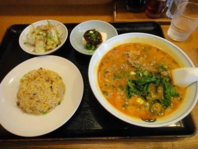 マルナカ 坦々麺セット