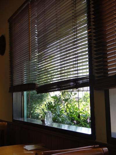 ふくろう 窓