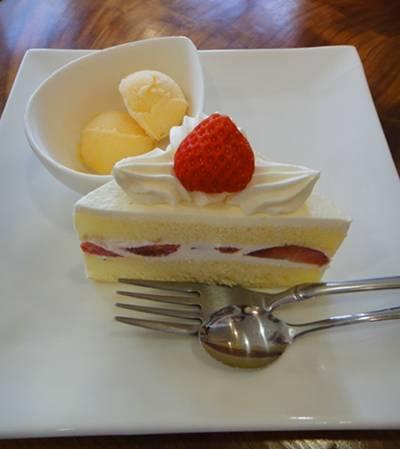 トシキ ケーキ