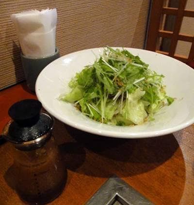 和助 豆腐サラダ