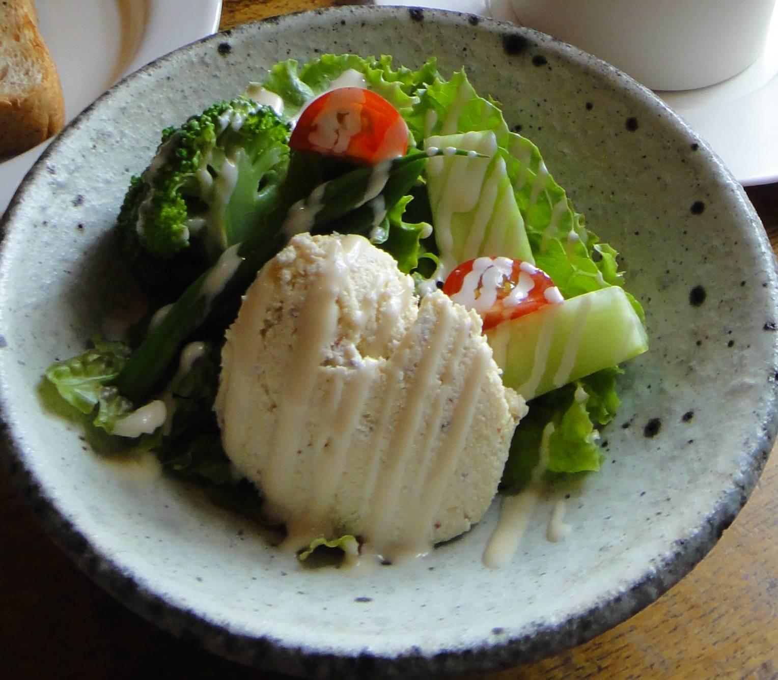 mado朝2 サラダ
