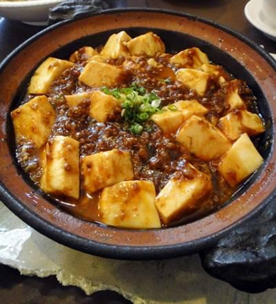 t-蘭華 麻婆豆腐