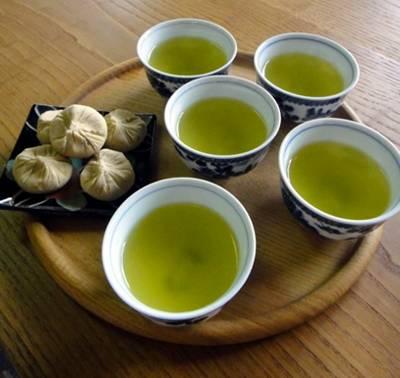 2011緑屋 お茶