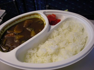 食(カレー)