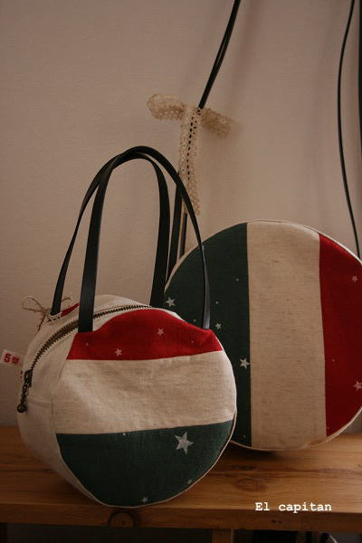 クリスマスのバッグ