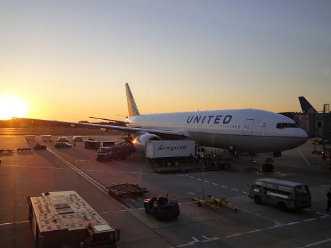新ユナイテッド航空