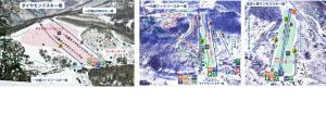志賀高原 ゲレンデマップ