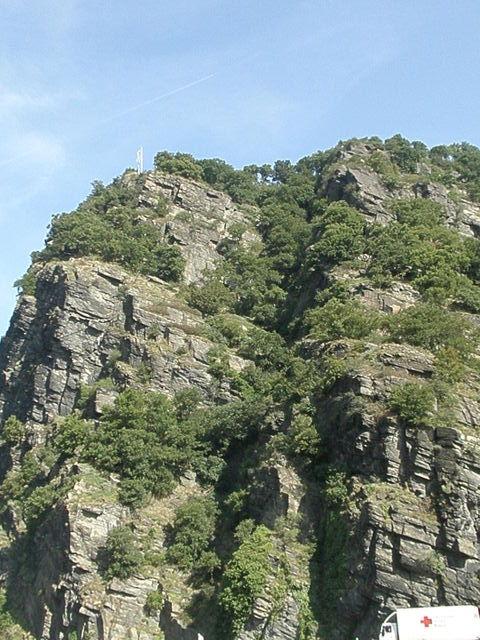 ローレライの岩