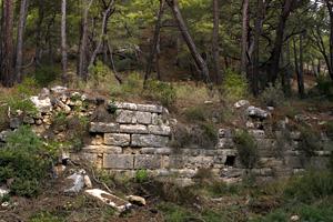 ファセリス途中の神殿