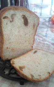 イチジクたっぷり全粒粉食パン
