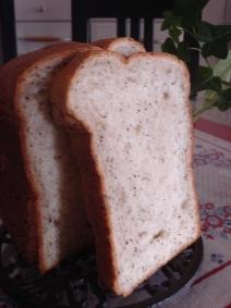 ミルクティー食パン