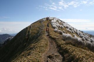 剣山in徳島