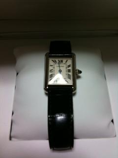 カルティエ時計②