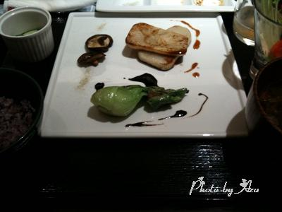 野菜ステーキ