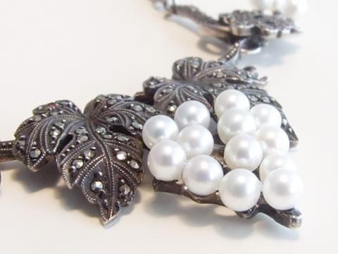 真白の真珠