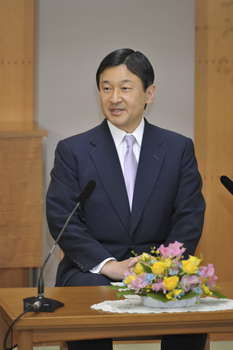 皇太子53歳 i誕生日 記者会見