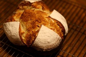 100122 酒粕酵母米粉パン