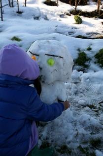 20110108 雪だるま (6)