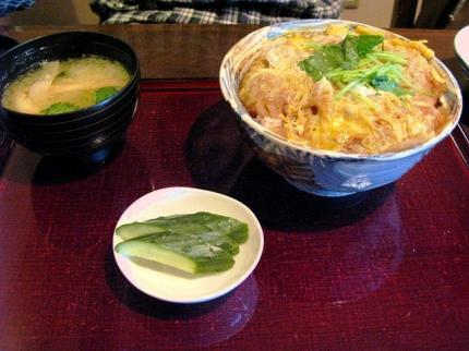 09-11-22 カツ丼