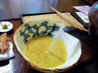 13-1-30 蕎麦湯