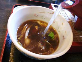 13-2-10 蕎麦湯