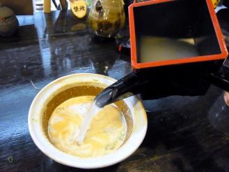 13-2-15 蕎麦湯