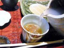 13-2-26 蕎麦湯そそぎ