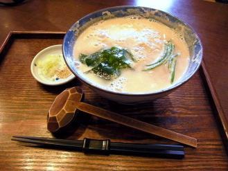 2013-3-1-1 豆乳そば