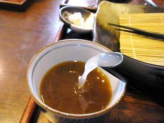 2013-3-1-1 蕎麦湯