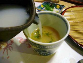 13-3-8 蕎麦湯