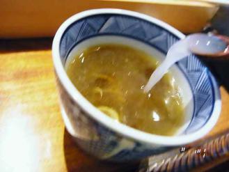 13-3-9 蕎麦湯