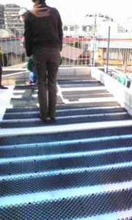 屋上緑化通気板