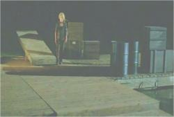 一人残されたクレア