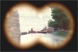 ゾーイの双眼鏡で確認された暗黒ロック