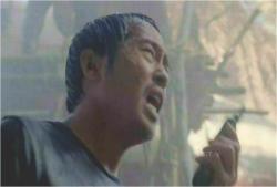 この島は沈むんだ!ライナス、応答しろ!