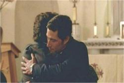 デズモンドとジャックが抱き合い・・